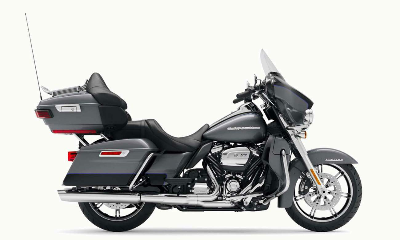 Harley-Davidson Harley Davidson Ultra Limited technical specifications